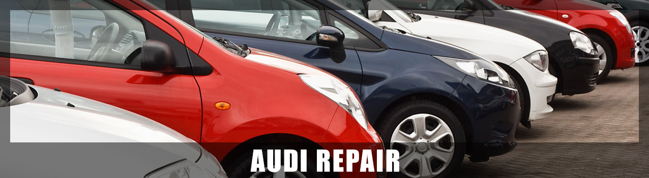 paint repair fender and body audi rear